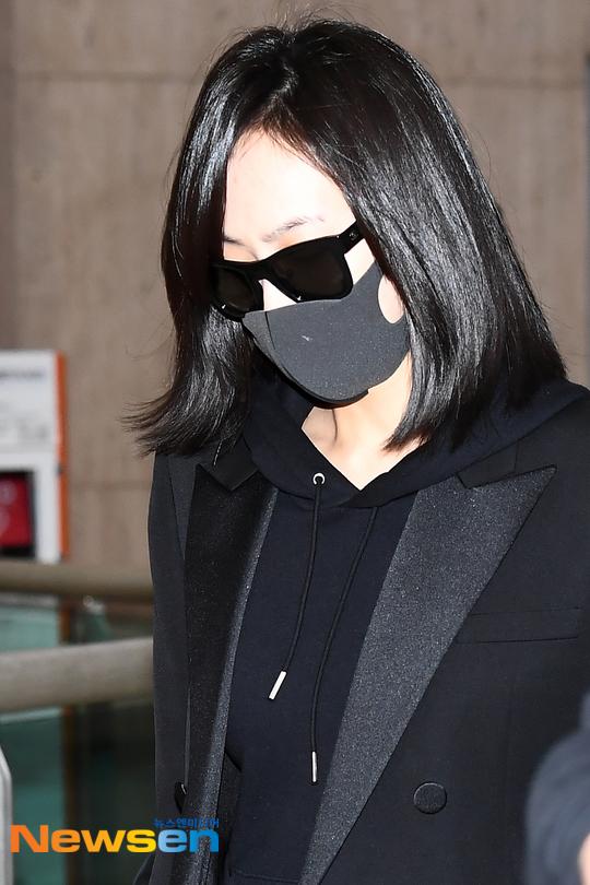 Sau Amber, trưởng nhóm Victoria cũng đã về Hàn Quốc để tiễn đưa Sulli - Hình 2