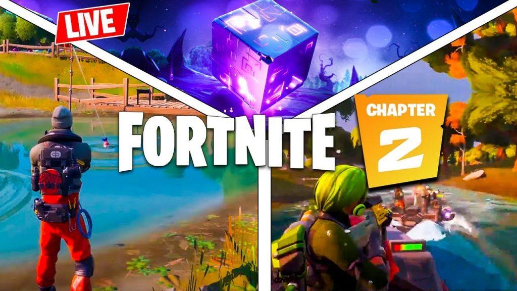Epic Games công bố những tin hấp dẫn về chương thứ 2 của Fortnite - Hình 2