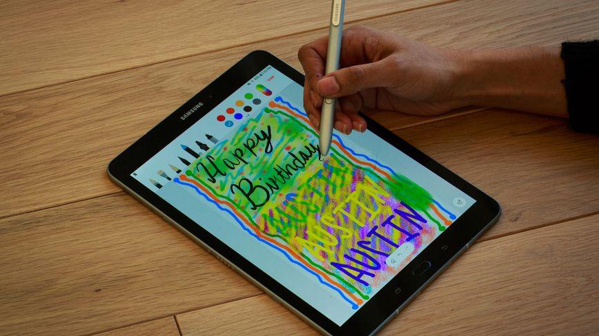 Galaxy Tab S3 chính thức lên đời Android Pie, đi kèm bản vá tháng 10/2019 - Hình 1
