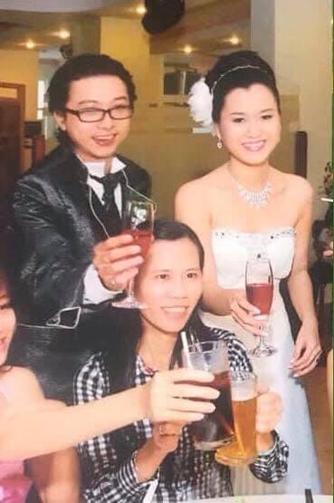 Lâm Vỹ Dạ bất ngờ khoe ảnh hạnh phúc trong ngày cưới Hứa Minh Đạt - Hình 2