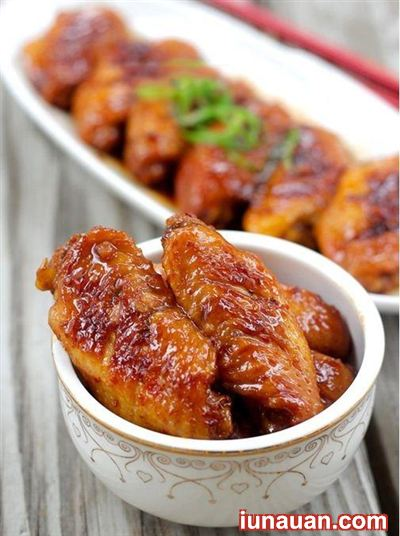 Ngon tuyệt món cánh gà rim mặn cho bữa tối ! - Hình 1