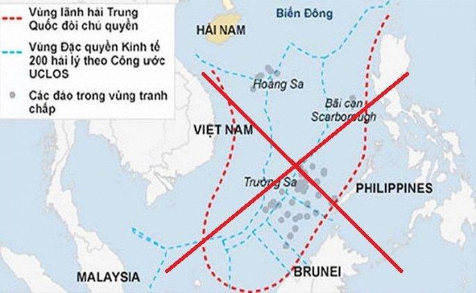 Những thủ đoạn truyền bá lắt léo, tinh vi về đường lưỡi bò phi lý của Trung Quốc - Hình 1