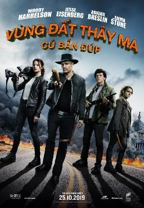 Sau 10 năm dài, Zombieland đã chính thức hội ngộ khán giả Việt Nam - Hình 2