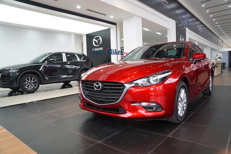 Xe hạng C: Mazda3 đè bẹp Elantra, Cerato - Hình 2