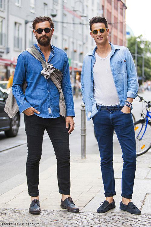 4 kiểu sơ mi giúp nam giới mặc đẹp trong mọi hoàn cảnh - Hình 7