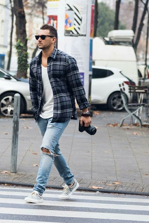 4 kiểu sơ mi giúp nam giới mặc đẹp trong mọi hoàn cảnh - Hình 5