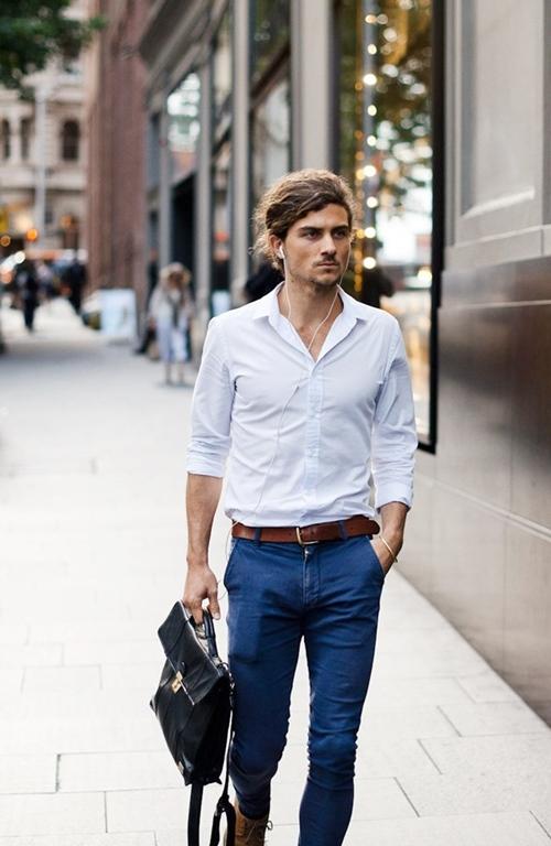 4 kiểu sơ mi giúp nam giới mặc đẹp trong mọi hoàn cảnh - Hình 3
