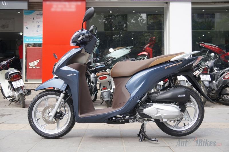 6 tháng, người Việt mua tới hơn 1 triệu xe máy Honda - Hình 1