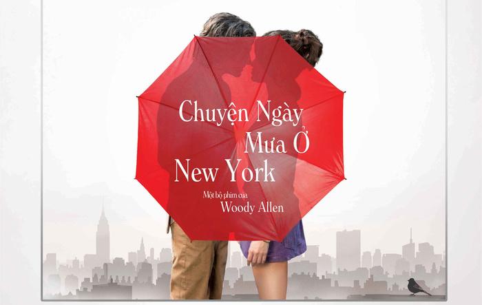 'A Rainy Day in New York' - Chuyện người trẻ đi tìm tình yêu vào ngày mưa rơi - Hình 1