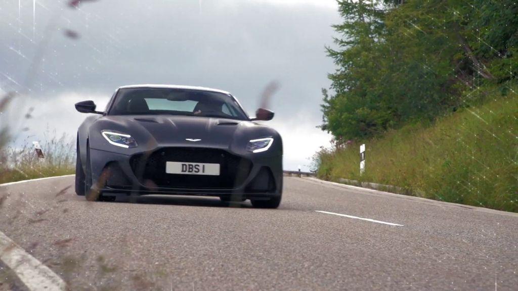 Aston Martin DBS Superleggera mới của Neiman Marcus chính thức được thiết kế bởi Daniel Craig - Hình 2