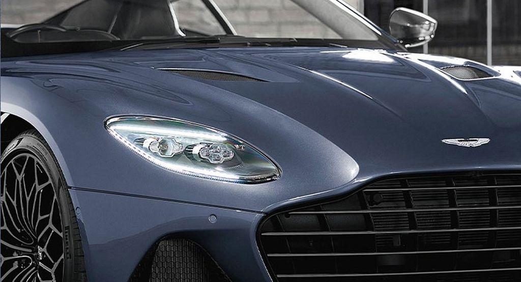 Aston Martin DBS Superleggera mới của Neiman Marcus chính thức được thiết kế bởi Daniel Craig - Hình 1