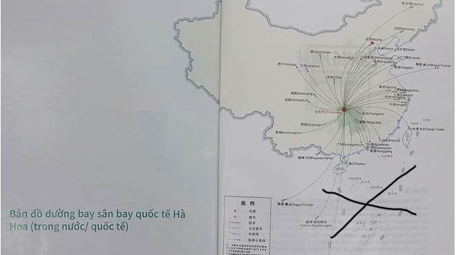 Chỉ đạo thanh tra làm rõ vụ Saigontourist dùng ấn phẩm có đường lưỡi bò - Hình 1