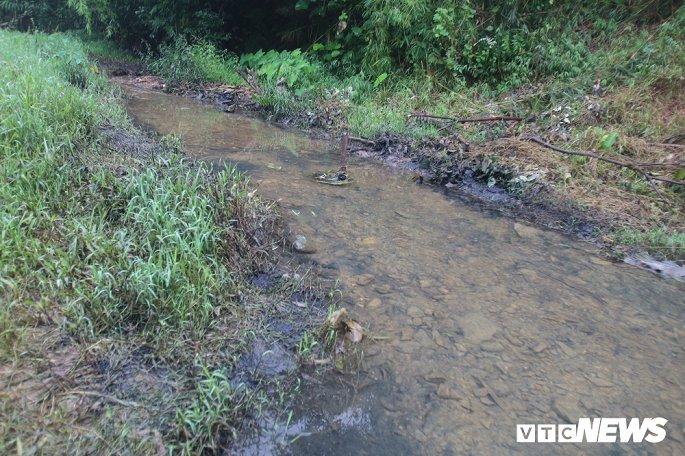 Công an Hòa Bình triệu tập những người liên quan vụ đổ trộm dầu bẩn gây ô nhiễm nước sông Đà - Hình 1