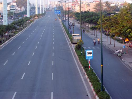 Hà Nội: Xây tuyến đường dài 7,4km ở huyện Thạch Thất - Hình 1