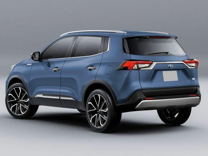 Toyota Rise - đối thủ mới của Ford EcoSport - Hình 2
