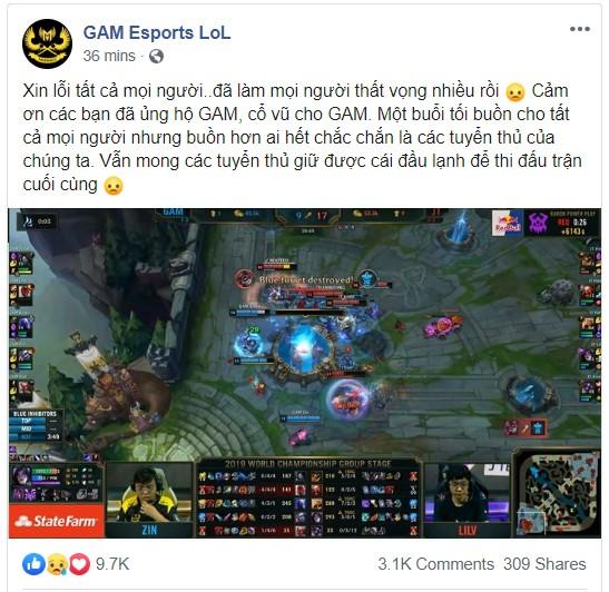 LMHT: GAM bị loại khỏi bảng đấu dễ chơi nhất tại CKTG 2019 - Hình 2
