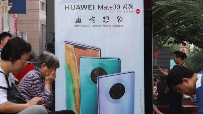 Lo gián điệp, Huawei khuấy động nhân sự cấp cao liên quan đến Mỹ - Hình 1