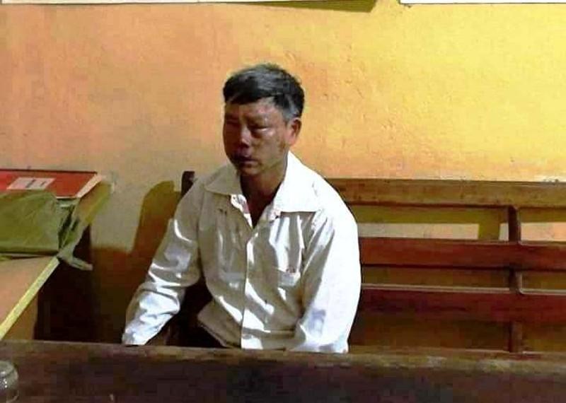 Tưởng bắt cóc trẻ em, người đàn ông bị dân Thanh Hoá đánh bầm dập - Hình 2