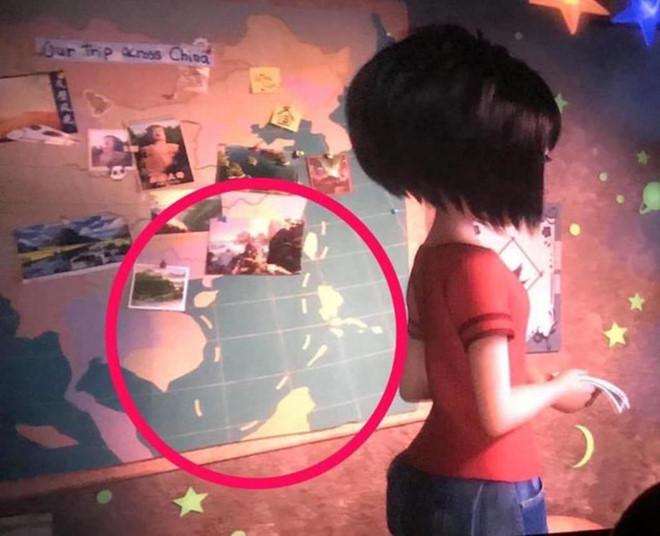 Malaysia cắt cảnh có đường lưỡi bò khỏi phim hoạt hình Abominable - Hình 1