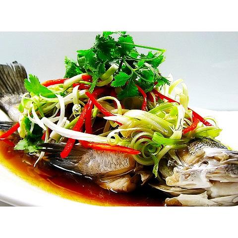 Mẹo làm cá song hấp xì dầu không bị tanh, hấp dẫn hơn nhà hàng - Hình 1