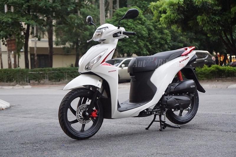 Người dùng đánh giá Honda Vision - Hình 1