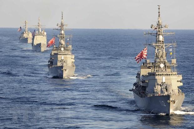 Nhật triển khai sứ mệnh an ninh riêng trên tuyến hàng hải Trung Đông - Hình 1