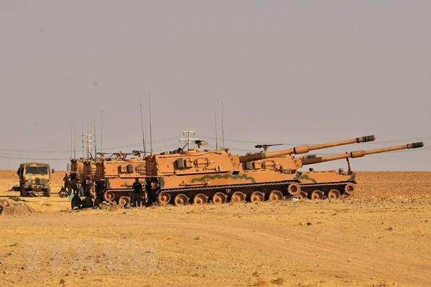 Pháp, Đức muốn gặp Tổng thống Thổ Nhĩ Kỳ để bàn về chiến dịch ở Syria - Hình 1