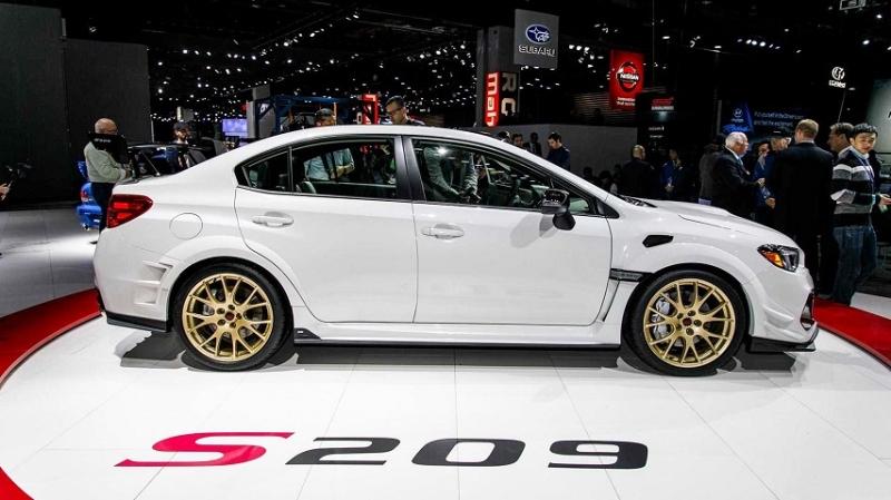 Subaru STI S209 2020 bản đặc biệt, giá 1,5 tỷ đồng tại Mỹ - Hình 2