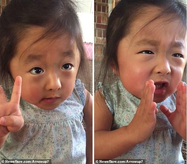 Tan chảy trước lời tỏ tình ngọt ngào của cô bé 4 tuổi với mẹ nuôi của mình: Lần đầu tiên nhìn thấy, con đã yêu mẹ rồi - Hình 1