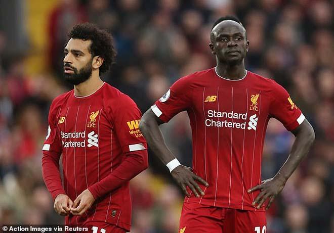 Thống kê sốc cuộc chiến vương quyền Salah - Mane, Liverpool đau đầu đấu MU - Hình 1