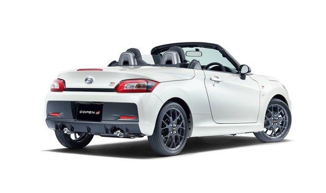 Toyota Copen GR Sport: Siêu phẩm mui trần dành riêng cho thị trường Nhật - Hình 2