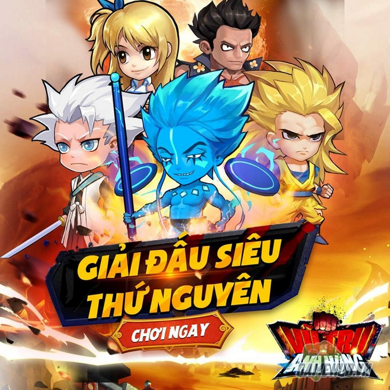 Vũ Trụ Anh Hùng tổ chức giải đấu Siêu Thứ Nguyên mùa 1 - Khẳng định sự hồi sinh của game bài - Hình 1