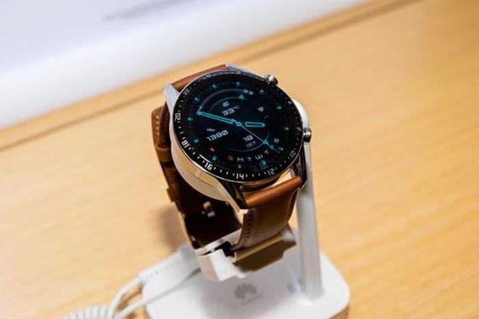 Cận cảnh chiếc Huawei Watch GT 2 pin khủng, giá rẻ chính thức lên kệ ở thị trường Việt Nam - Hình 1