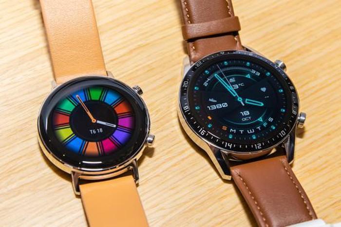 Cận cảnh chiếc Huawei Watch GT 2 pin khủng, giá rẻ chính thức lên kệ ở thị trường Việt Nam - Hình 2