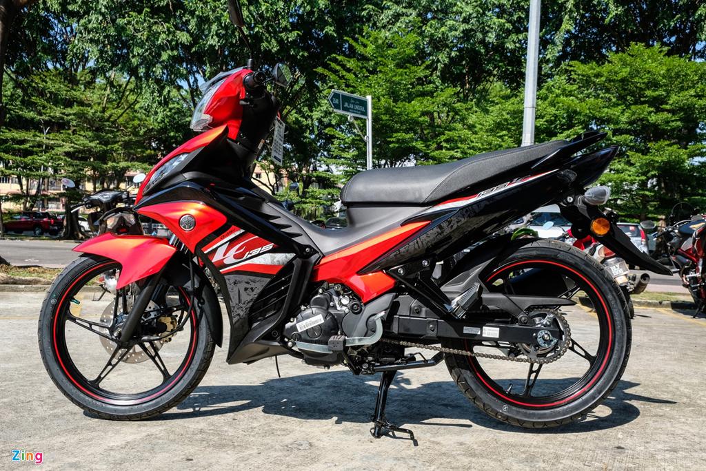 Chi tiết Yamaha Exciter 135 thế hệ mới vừa ra mắt tại Malaysia - Hình 2