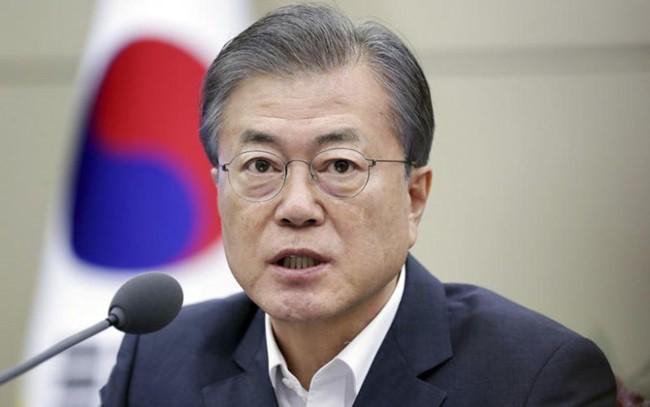 Hàn Quốc kêu gọi thiết lập hòa bình vĩnh viễn trên bán đảo Triều Tiên - Hình 1