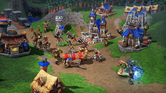 Hé lộ tạo hình heroes và kỹ năng trong Warcraft III phiên bản làm lại 4K - Hình 1