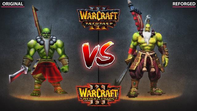 Hé lộ tạo hình heroes và kỹ năng trong Warcraft III phiên bản làm lại 4K - Hình 2