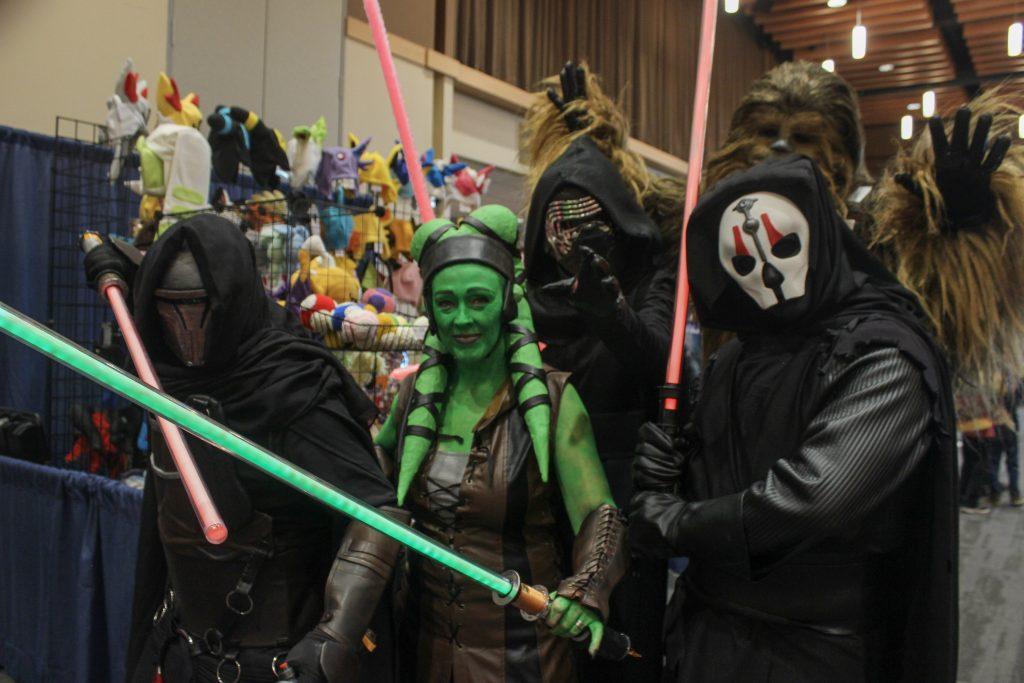 Ngày hội của giới cosplay và anime tại Mesa County Libraries Comic Con - Hình 1