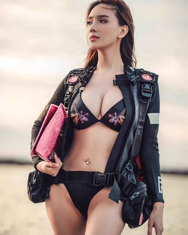 Người mẫu Đài Loan tủi nhục sau khi lộ vụ bán dâm năm 18 tuổi - Hình 1