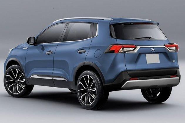 Phân khúc SUV cỡ nhỏ chuẩn bị đón nhận tân binh Toyota Rise 2020 - Hình 1