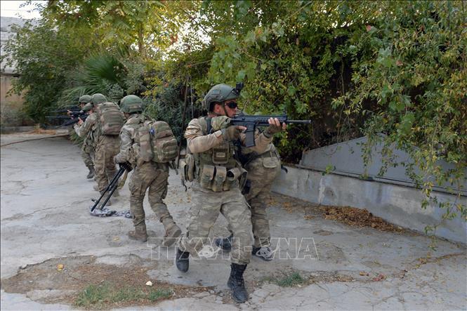 Thổ Nhĩ Kỳ sẵn sàng tiếp tục chiến dịch nếu thỏa thuận ngừng bắn không được thực thi - Hình 1