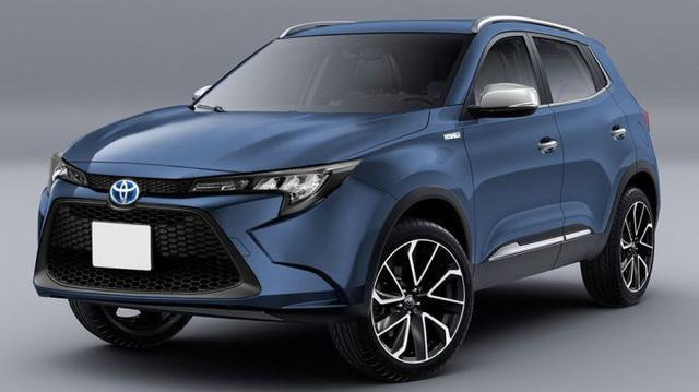 Toyota Rise - SUV mới đe doạ Ford EcoSport - Hình 1