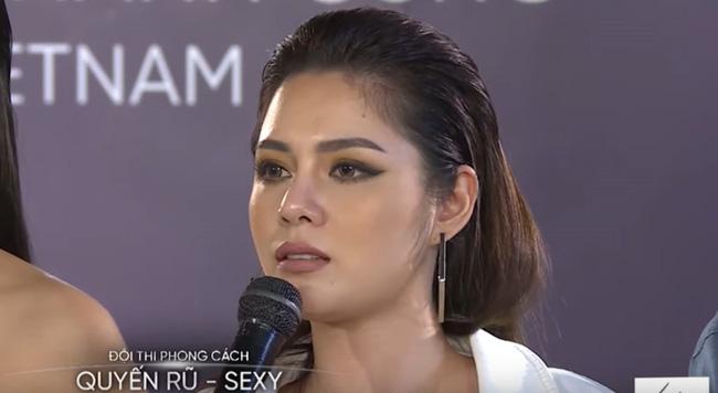 Tôi là Hoa hậu Hoàn vũ Việt Nam: Hot girl chuyên đóng gái ngành, cảnh nóng bị chê tơi bời vì trình diễn kém - Hình 1