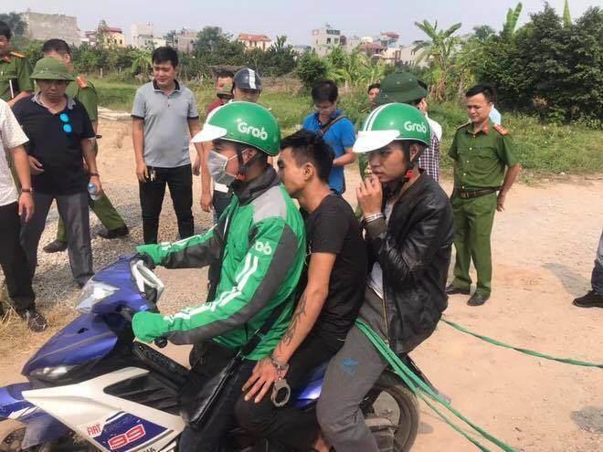 Chưa tìm thấy điện thoại của nam sinh chạy Grab bị hạ sát ở Hà Nội - Hình 1