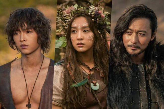 Loạt phim Hàn ngốn hàng chục triệu USD kinh phí đầu tư - Hình 1
