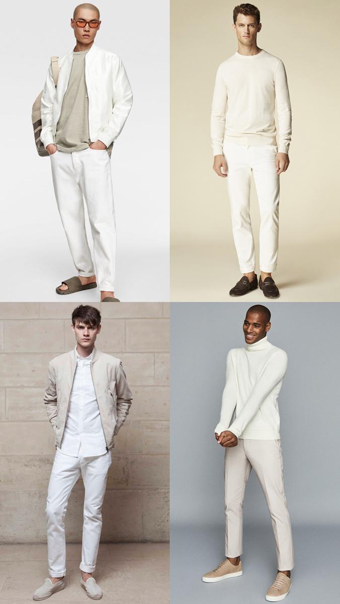 6 gợi ý diện trang phục màu trung tính thật sành điệu - Hình 3