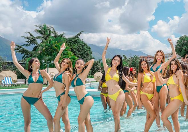 Chủ tịch Hoa hậu Hòa bình đăng video Kiều Loan hát tiếng Việt - Hình 2