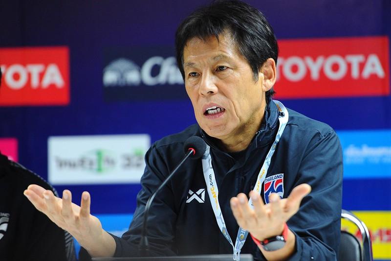 HLV Nishino và người Thái cay cú, thầy trò ông Park bình thản - Hình 2