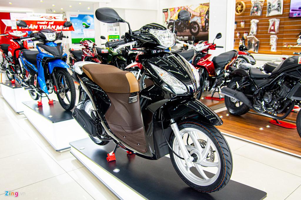 Loạt xe máy phù hợp cho phái nữ - Hình 1